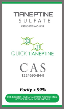 Tianeptine Sulfate 5 grams